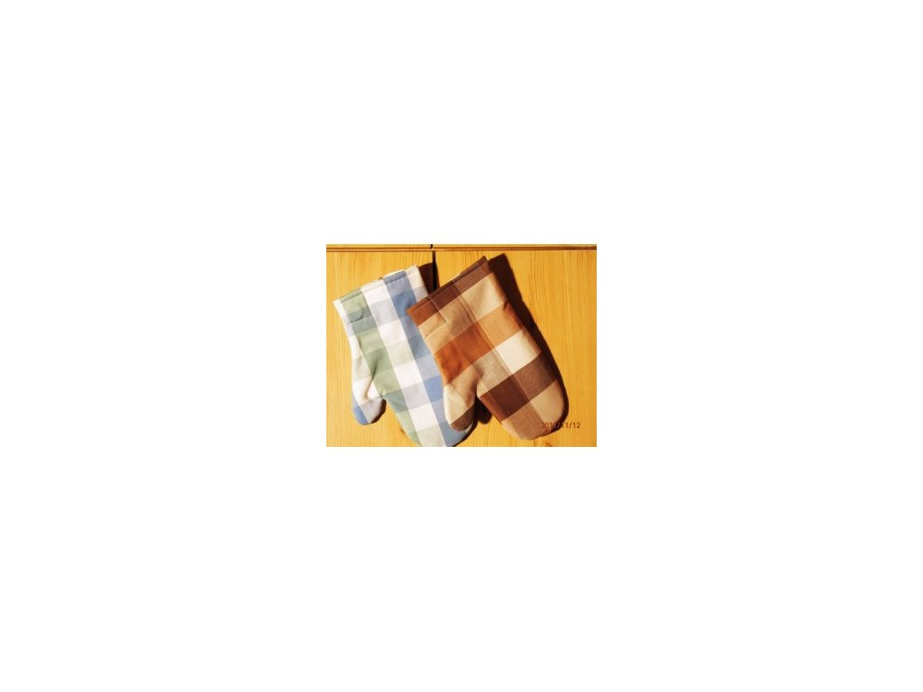 Chňapka kuchyňská Palčák s magnetem  1011008