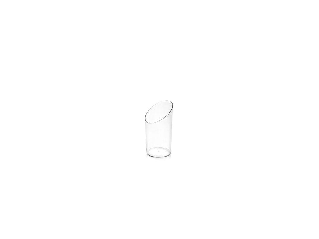 Fingerfood kelímek kulatý 4,5x8,4cm 65ml  0166361
