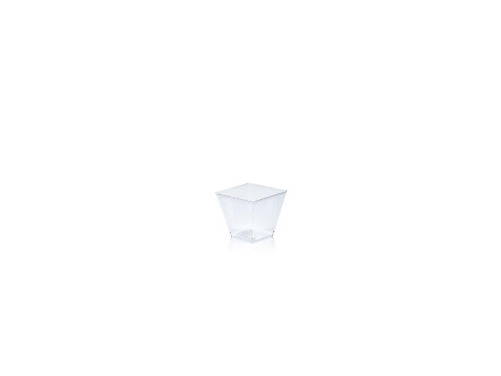 Fingerfood kelímek 5,9x5,9x5,4cm 100ml  0166321