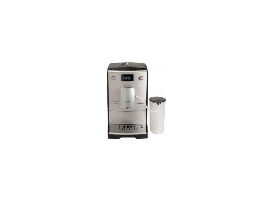 Kávovar NIVONA 767 stříbrný  80767
