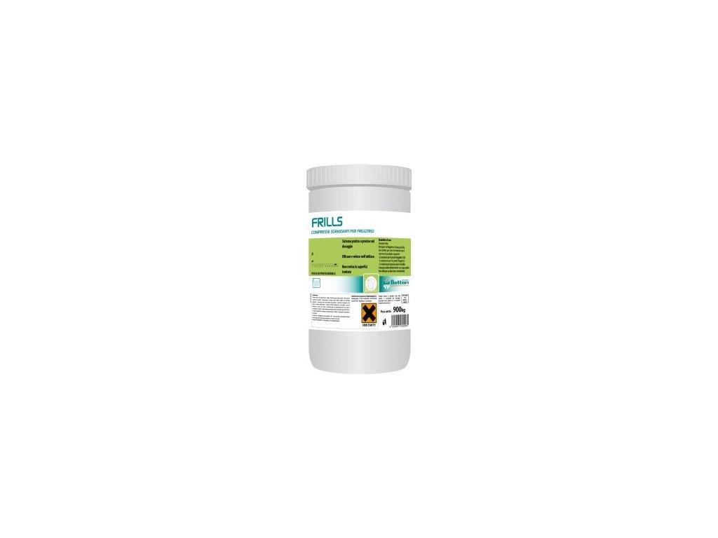 Čistící tablety FRILLS na fritézu 25 ks  29015