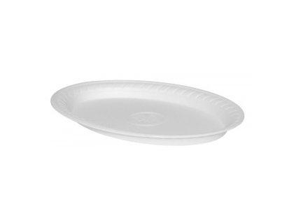 Termo talíř oválný 29,5x21cm 100ks  0175210