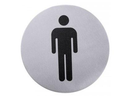 WC - označení muži  1842958-12