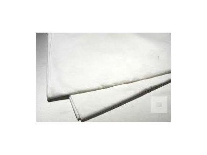 Ubrus 140x140 cm bílý  1000782