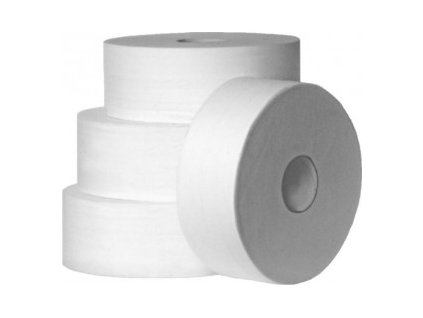 Toal.papír JUMBO 2vrstvý 27cm bílý 6ks  0160327