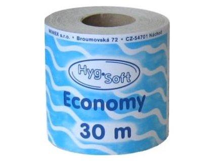 Toal.papír 1vrstvý 30m natural 8ks  0160201