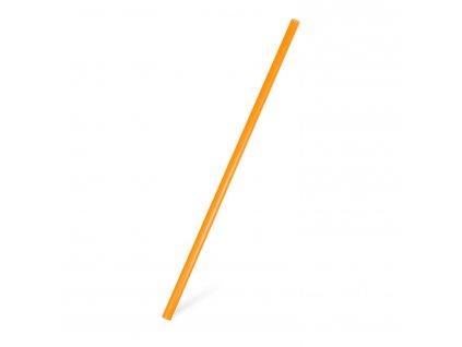 Slámky JUMBO 25cm oranžové 150ks