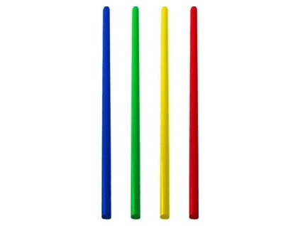 Slámky koktejlové barevné mix 13cm 100ks  0166128
