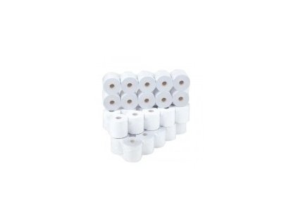 Pokladní kotouček 76/60/12 bílý  2418-0