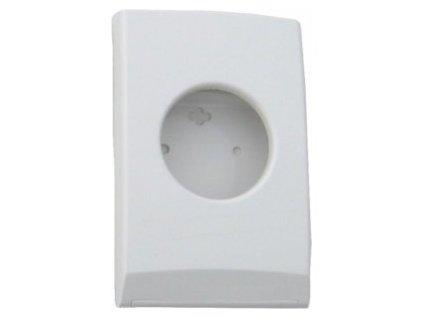 Plast.zásobník hyg. hdpe sáčků bílý  0160883