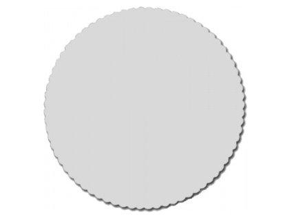 Lepenkové podložky pod dort 28cm 100ks  0171628