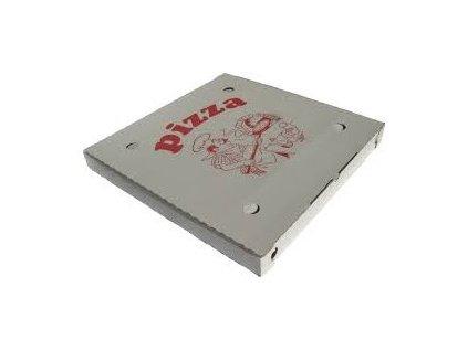 Krabice PIZZA 45x45x4 50ks  0171946ECO