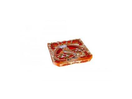 Krabice na pizzu 32x32x3 potisk 100ks  0172032