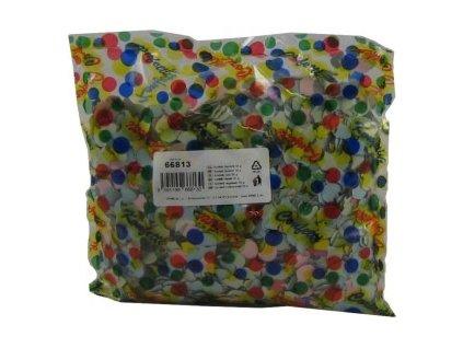 Konfety barevné 50g  0166813