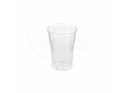 Kelímek krystal 0,1l  50ks  0173110