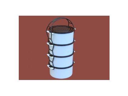 Jídlonosič 4dílný plast  3621817908
