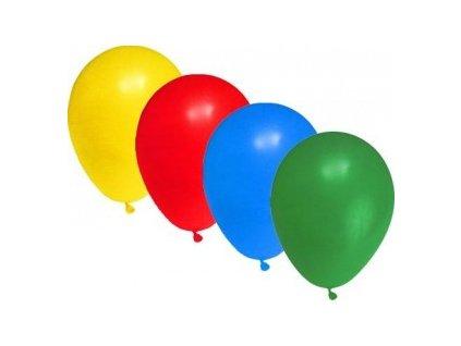 Balonky nafukovací barevné MIX 100ks  0152099