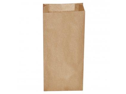Svačinoví papírovsáčky hnědé, 5kg, 500ks  0170950