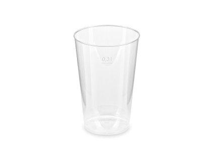 Kelímek krystal 0,3l, 25ks  0173130