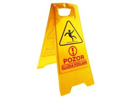 Výstraha - KLUZKA podlaha  58Z60100