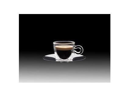Thermic glass espresso + podšálek 2ks  2810083/01