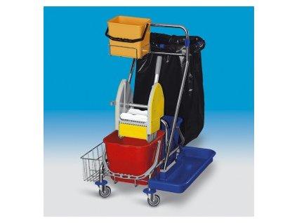 Úklidový vozík Clarol Plus VI  5821400
