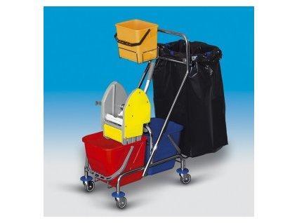 Úklidový vozík Clarol Plus V  5821300