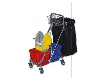 Úklidový vozík Clarol Plus IV  5821200