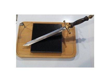 Servírovací plato s mečem AKCE  917003