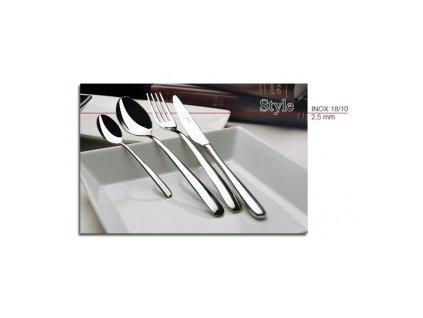 Style nůž jíd. kovaný 18/10 kovaný 5mm  79M514