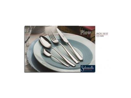 Flow nůž jídelní 18/10 5mm kovaný  79M505