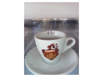 Šálek a podšálek espresso DE ROCCIS  6548