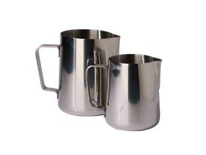 Konvička na mléko 0,35 L nerez  23C-105/035