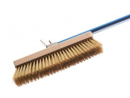 spazzola setole ottone 27x6 cm 0