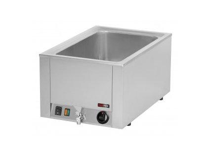 Vodní lázeň  GN 1/1 200 výpustný ventil  20BMV-1120