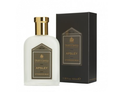 qs0 Apsley Aftershave Balm 100ml with box 5 grande