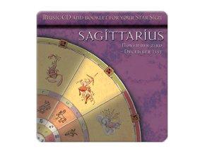 SAGITTARIUS (střelec) 1 CD