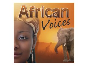 African Voices 1 CD