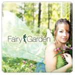 The Fairy Garden 1 CD - relaxační hudba GLOBAL JOURNEY