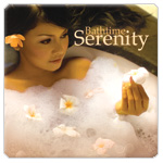 Bathtime Serenity 1 CD - relaxační hudba GLOBAL JOURNEY