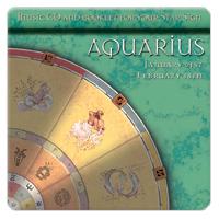 AQUARIUS (vodnář) 1 CD - relaxační hudba GLOBAL JOURNEY