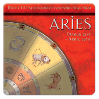ARIES (beran) 1 CD - relaxační hudba GLOBAL JOURNEY