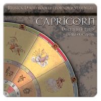 CAPRICORN (kozoroh) 1 CD - relaxační hudba GLOBAL JOURNEY