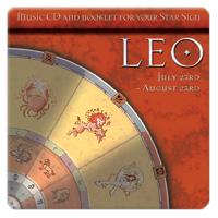 LEO (lev) 1 CD relaxační hudba GLOBAL JOURNEY