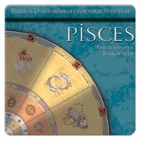 PISCES 1 CD - relaxační hudba GLOBAL JOURNEY