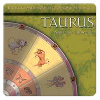 TAURUS (býk) 1 CD - relaxační hudba GLOBAL JOURNEY