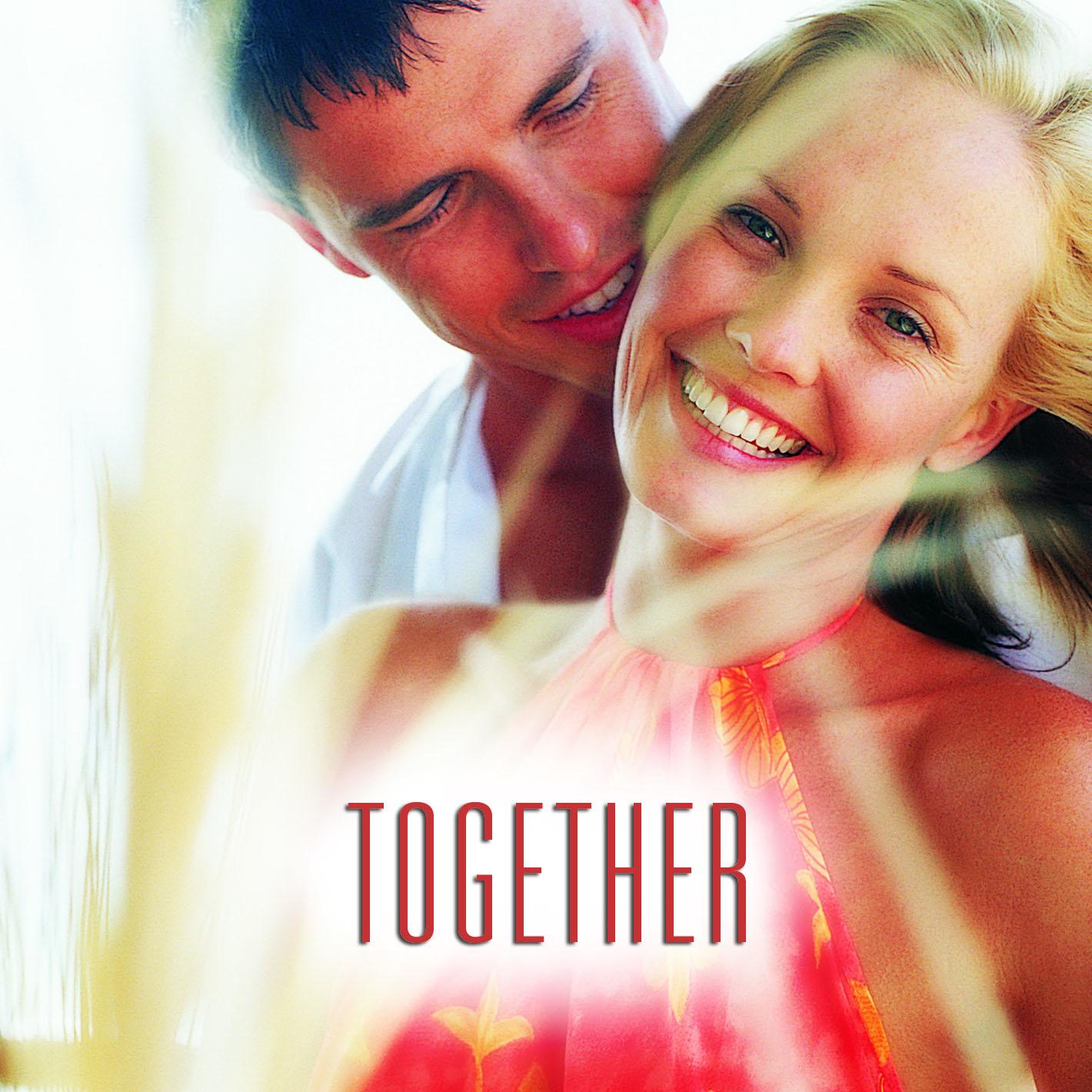 Together 1 CD - romantické skladby 60-80 léta GLOBAL JOURNEY