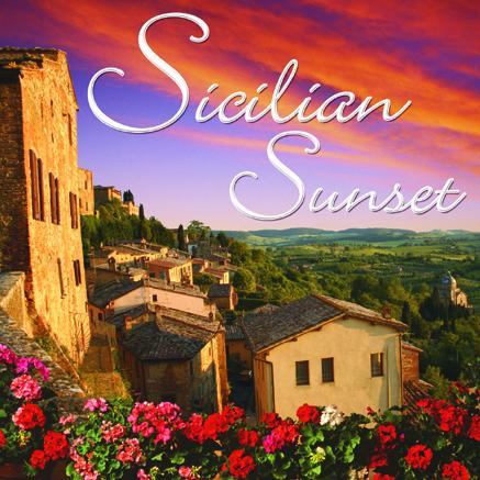 Sicilian Sunset 1 CD - sicilská hudba GLOBAL JOURNEY