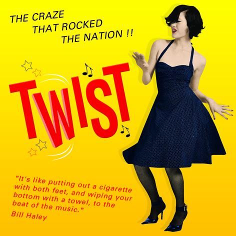 Twist 1 CD - GLOBAL JOURNEY