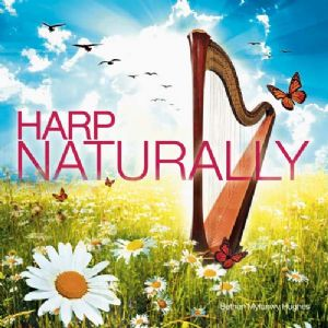 Harp Naturally 1 CD - relaxační hudba GLOBAL JOURNEY